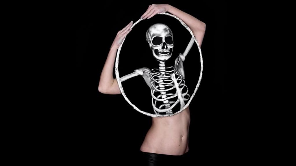 Mirjana Milosevic's YouTube Halloween Makeup Tutorials