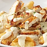 Ziti Fritta With Grilled Chicken and Alfredo