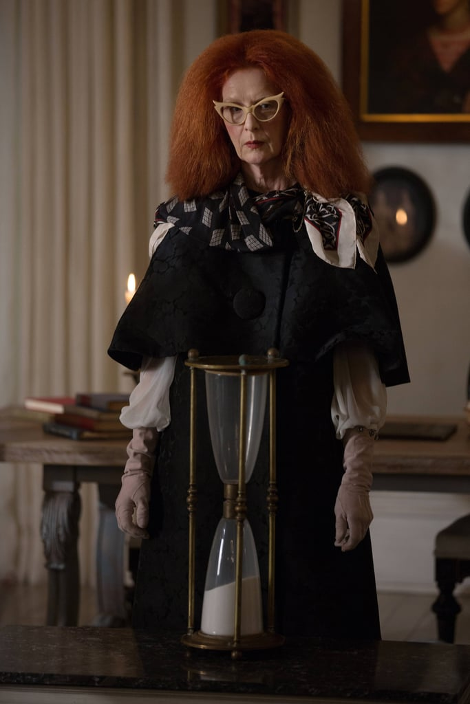 Myrtle Snow From American Horror Story: Coven