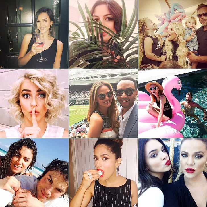 All the Celebrities You Should Be Following on Instagram!