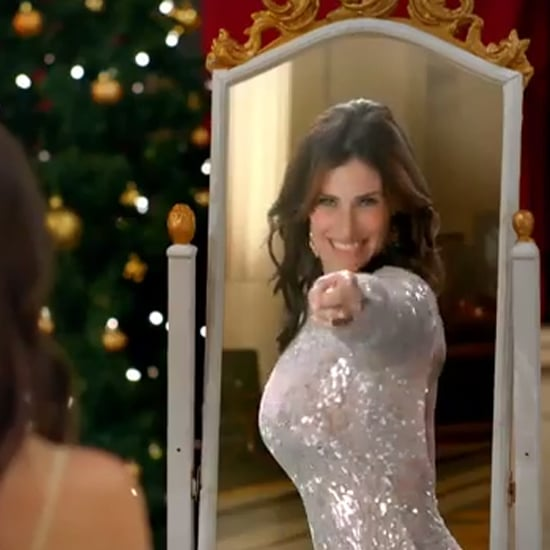 "Idina Menzel and Michael Bublé's ""Baby, It's Cold Outside"" Video Is the Cutest"