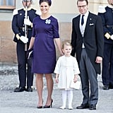 All the Best Pictures From the Swedish Royal Baby's Christening!