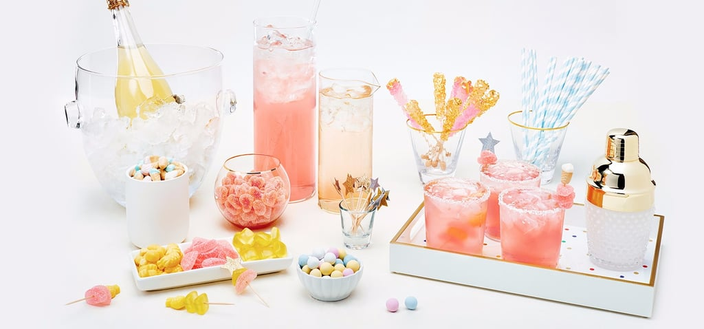 A DIY Cocktail Station Is the 1 Thing Your Birthday Party Is Missing