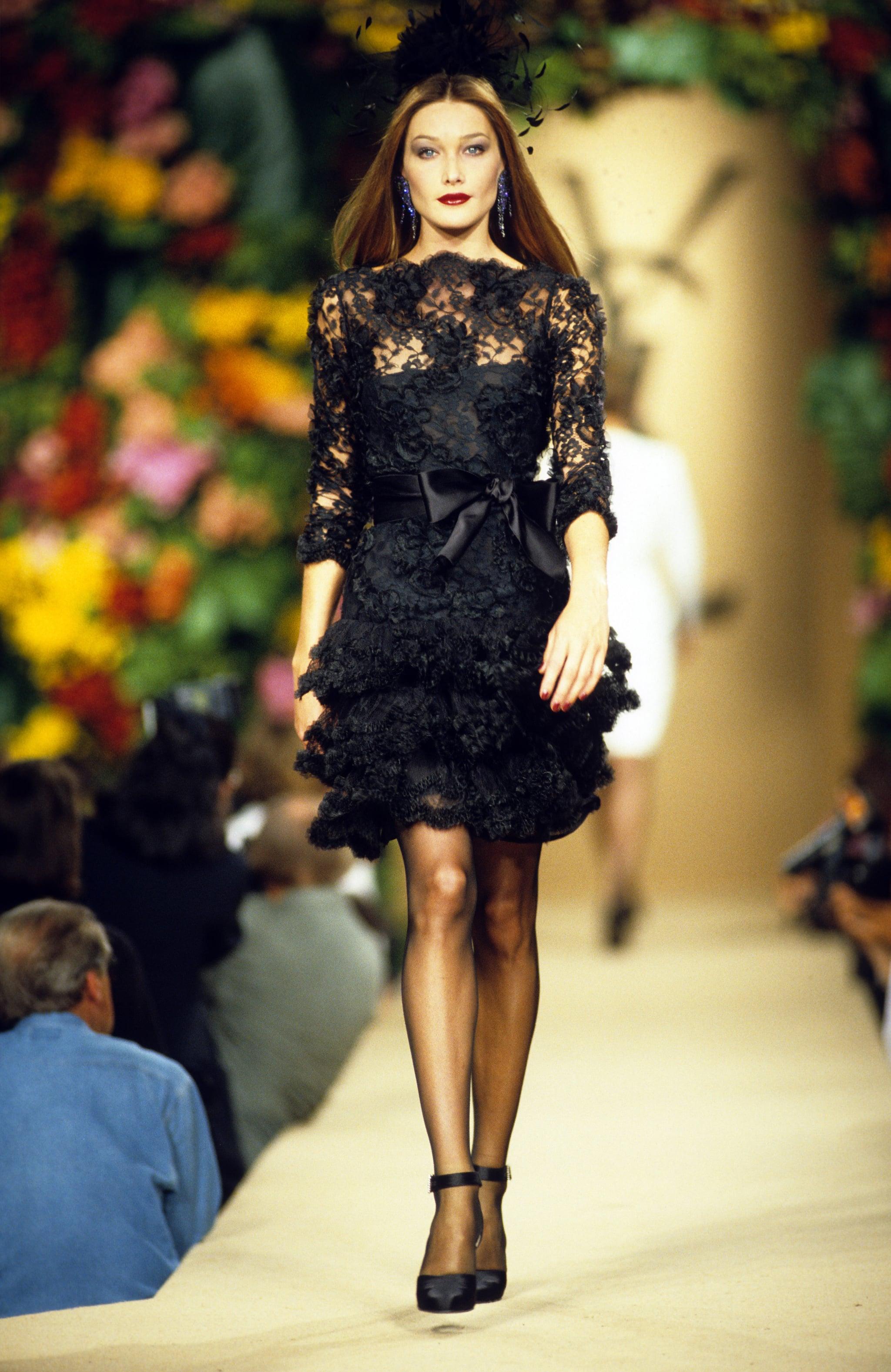 Fashion Metamorphosis: Yves Saint Laurent | POPSUGAR Fashion