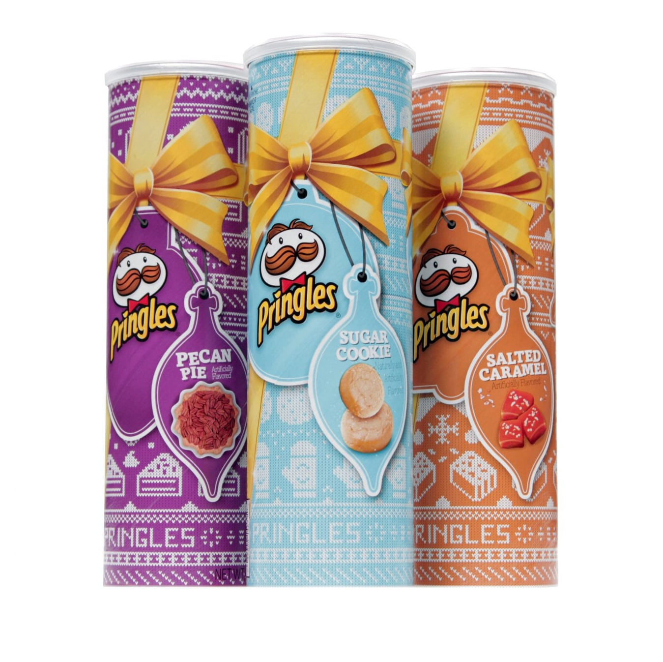 Pringles Holiday Flavors 2016