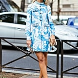 Paris Fashion Week, Day 9