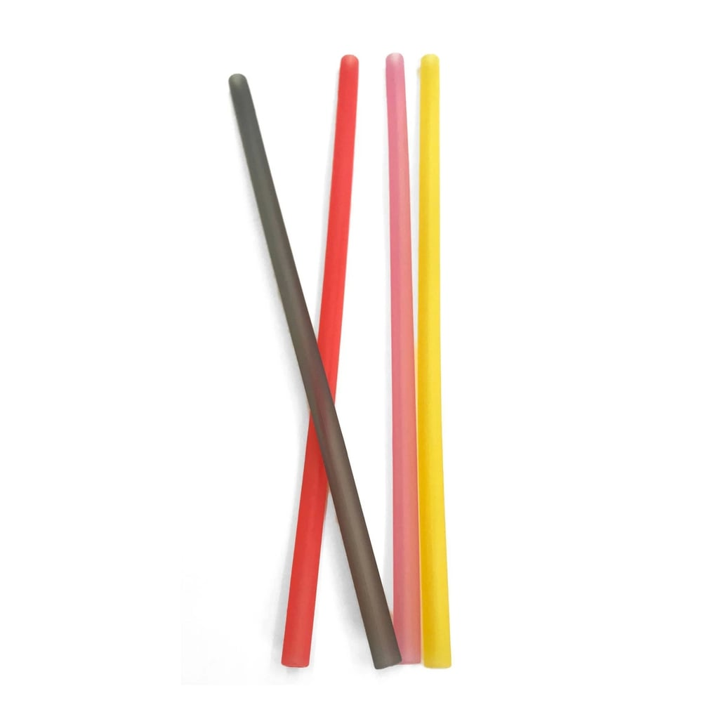 GoSili Extra Long Straws | Best Reusable Straws 2019