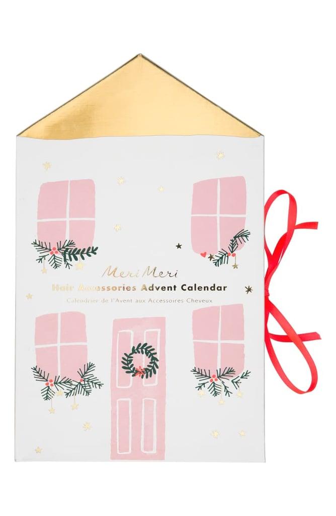Meri Meri Hair Accessories Advent Calendar