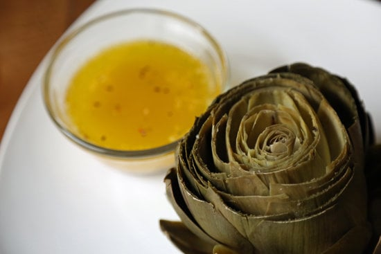 Seriously Indulgent: Steamed Artichokes With Lemon-Pepper Butter