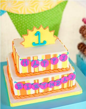 A Sunny Birthday Celebration