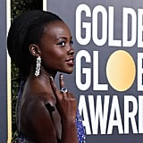 Lupita Nyong'o at Golden Globes
