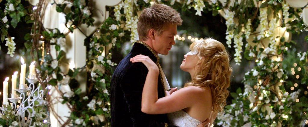 Chad Michael Murray Channels A Cinderella Story 2017