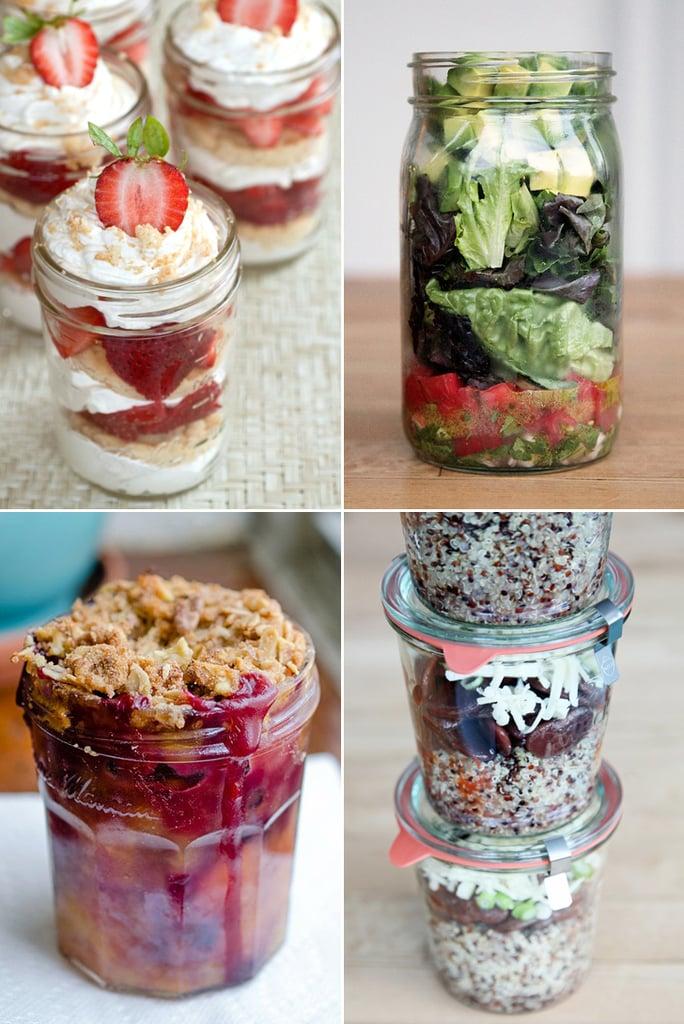 Mason-Jar Recipes