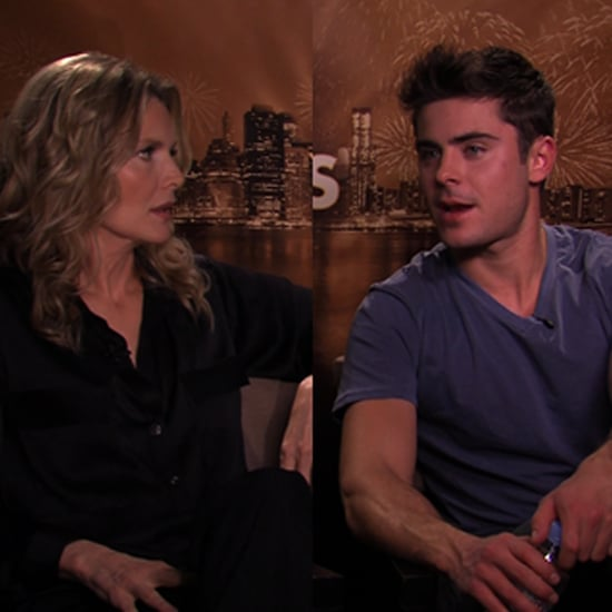 Michelle Pfeiffer Zac Efron New Year's Eve Interview (Video)