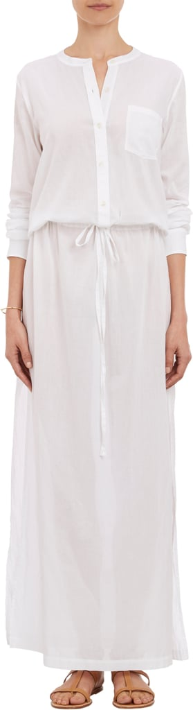 Theory Cotton Voile Beach Maxi Dress ($375)