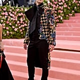 Darren Criss at the 2019 Met Gala