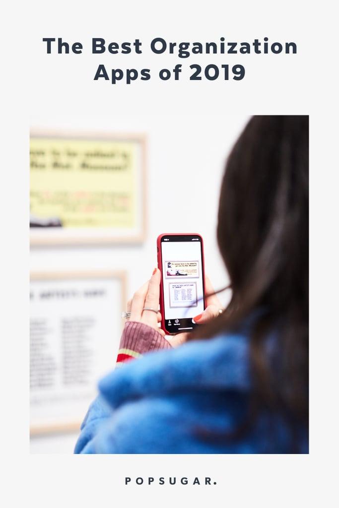 Best Organization Apps 2019   POPSUGAR Tech