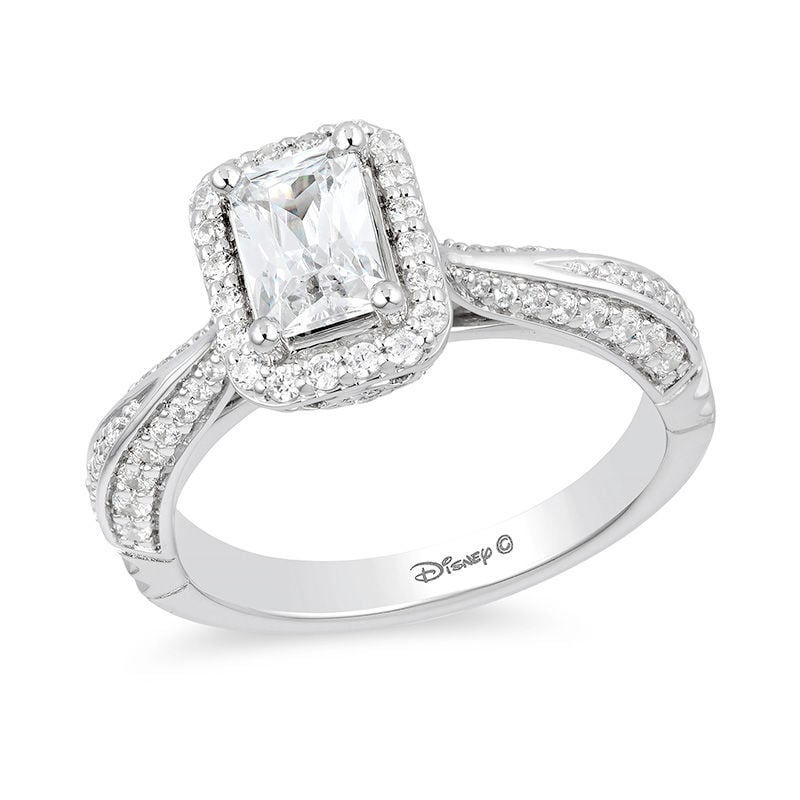 Zales Enchanted Disney Princess Engagement Ring