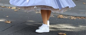 Why This Supershort Fashion Editor Will Never Wear Heels
