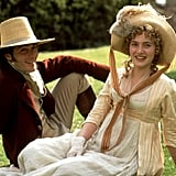 """The more I know of the world, the more I am convinced that I shall never see a man whom I can really love. I require so much!""  — Marianne Dashwood, Sense and Sensibility"