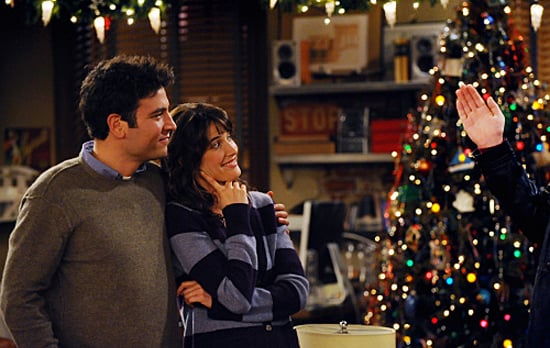 How I Met Your Mother Christmas.Roomies How I Met Your Mother Christmas Pics Popsugar