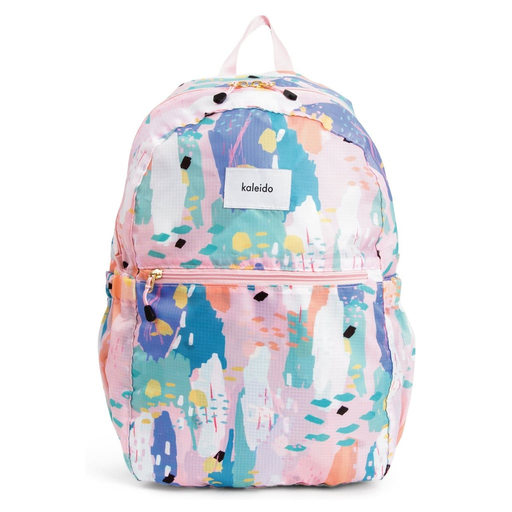 Pink Breeze Convertible Backpack by Kaleido Concepts