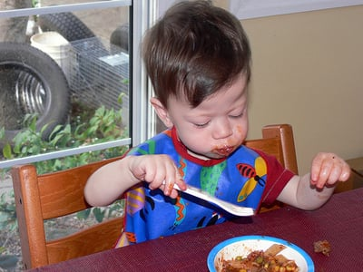 How To Avoid Making Separate Dinners For Your Toddler