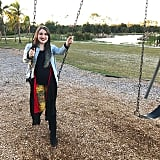 Swing at a Park