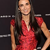 Demi Moore looked sleek for the Margin Call premiere in NYC.