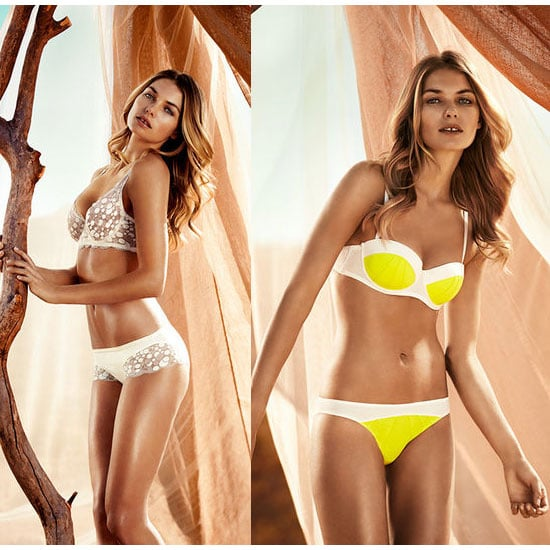 Jessica Hart Models sass & Bide's Sexy Lingerie Line, Robyn Lawley Nude and More Afternoon News