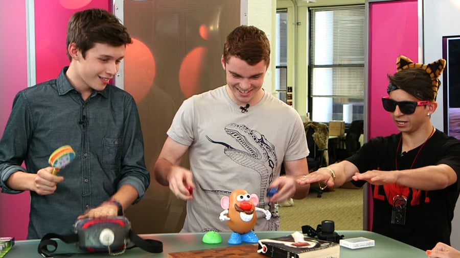 The Kings of Summer Cast on Mr. Potato Head and Surviving in the Wild
