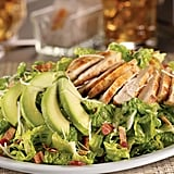 Avocado Chicken Caesar Salad