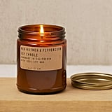Amber Soy Candle ($20)