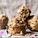 Chocolate Chip Coffee Cake Muffins