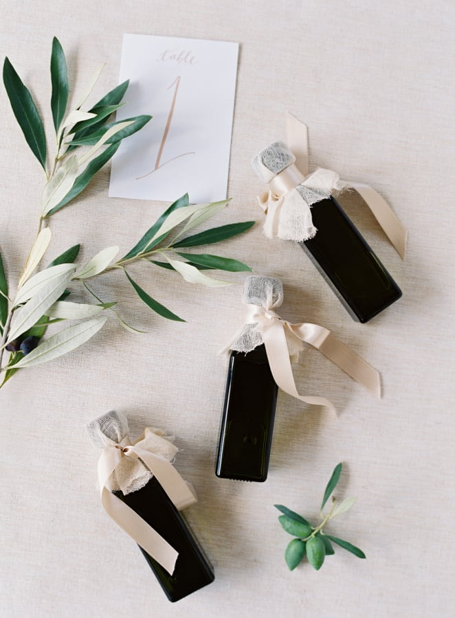 Winter Wedding Favors Popsugar Love Sex