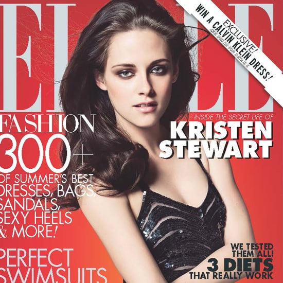 Kristen Stewart Pictures in Elle June 2012