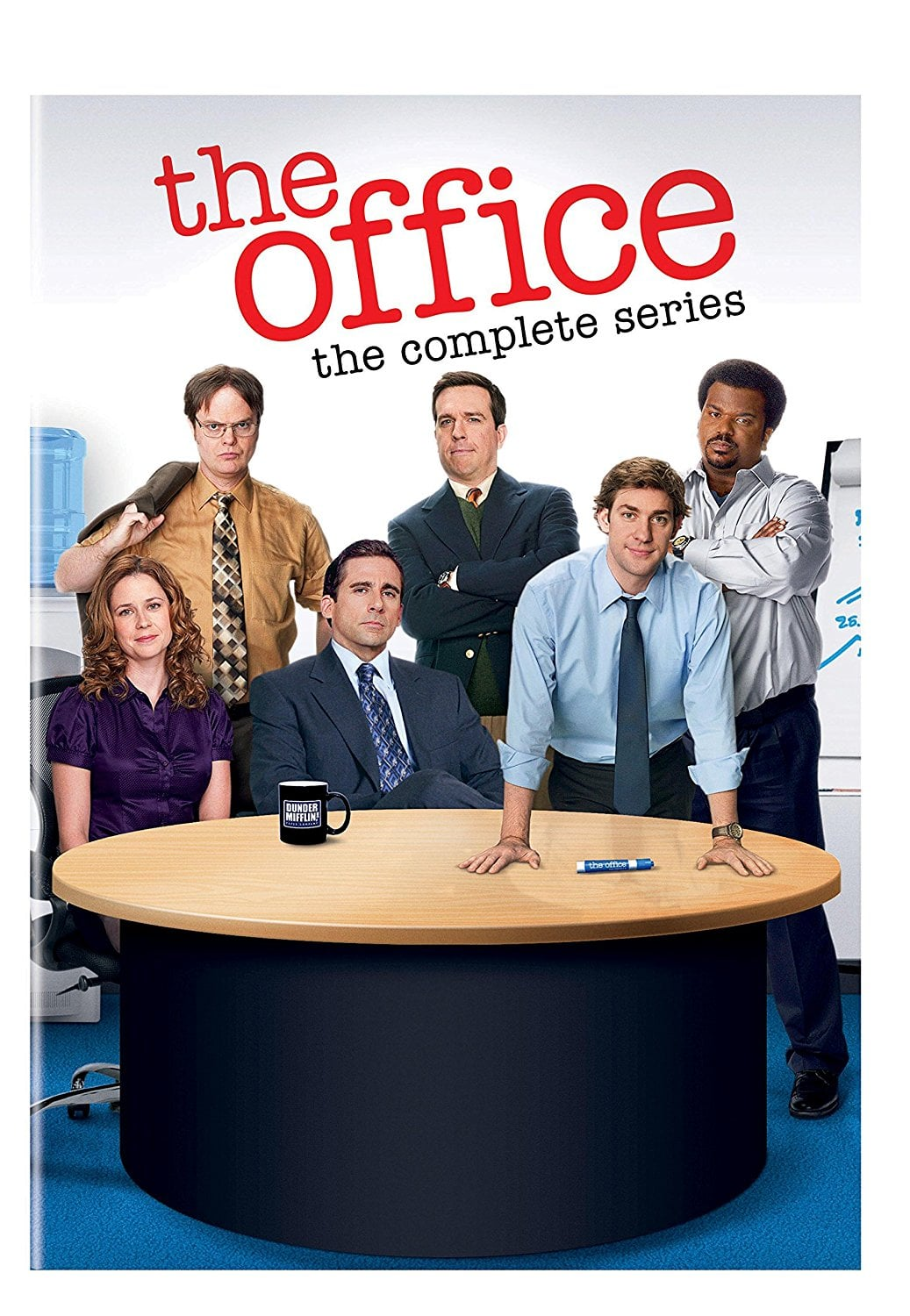 the office the complete series 99 the ultimate 2016. Black Bedroom Furniture Sets. Home Design Ideas