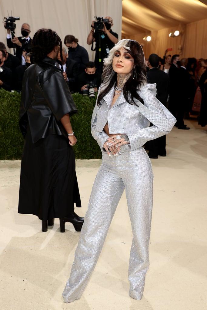 Kehlani at the 2021 Met Gala
