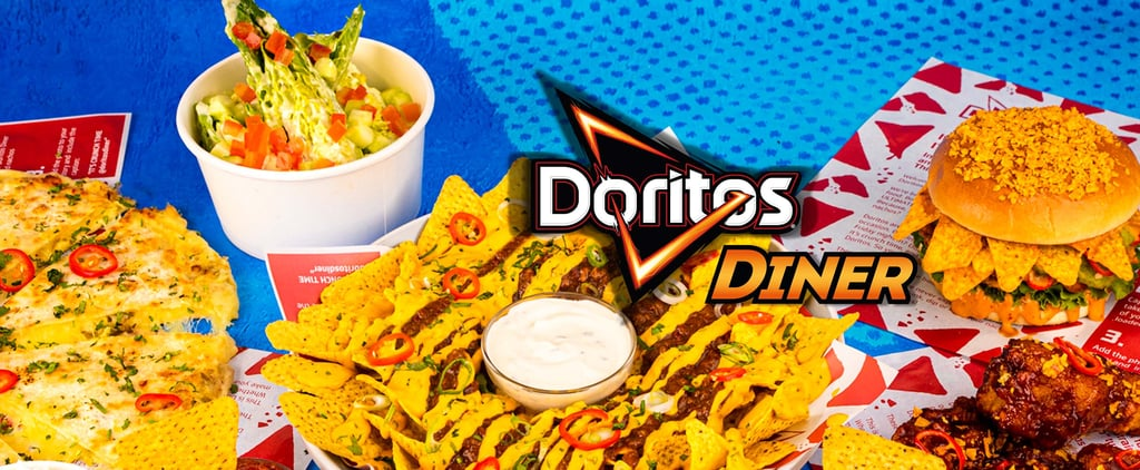 Doritos Launches New Virtual Restaurant in London