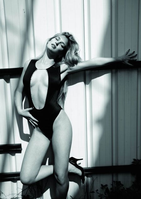 Bar Refaeli in Marie Claire France