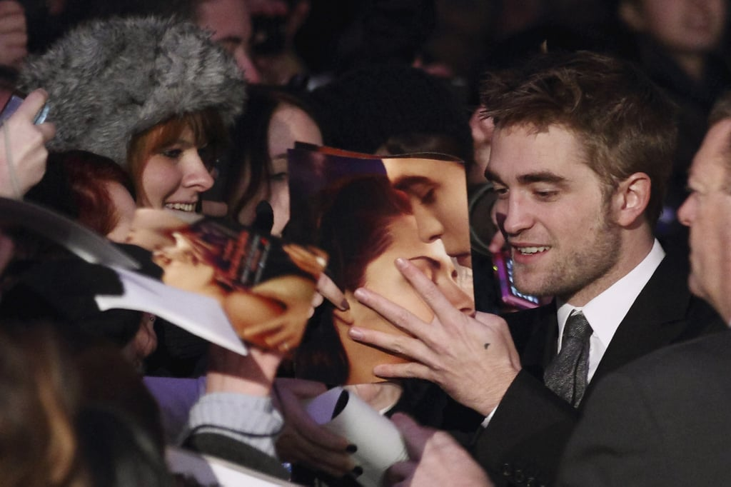 Robert Pattinson and Taylor Lautner Take Their Box Office Hit to Germany