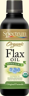 Flaxseed or Flaxseed Oil?