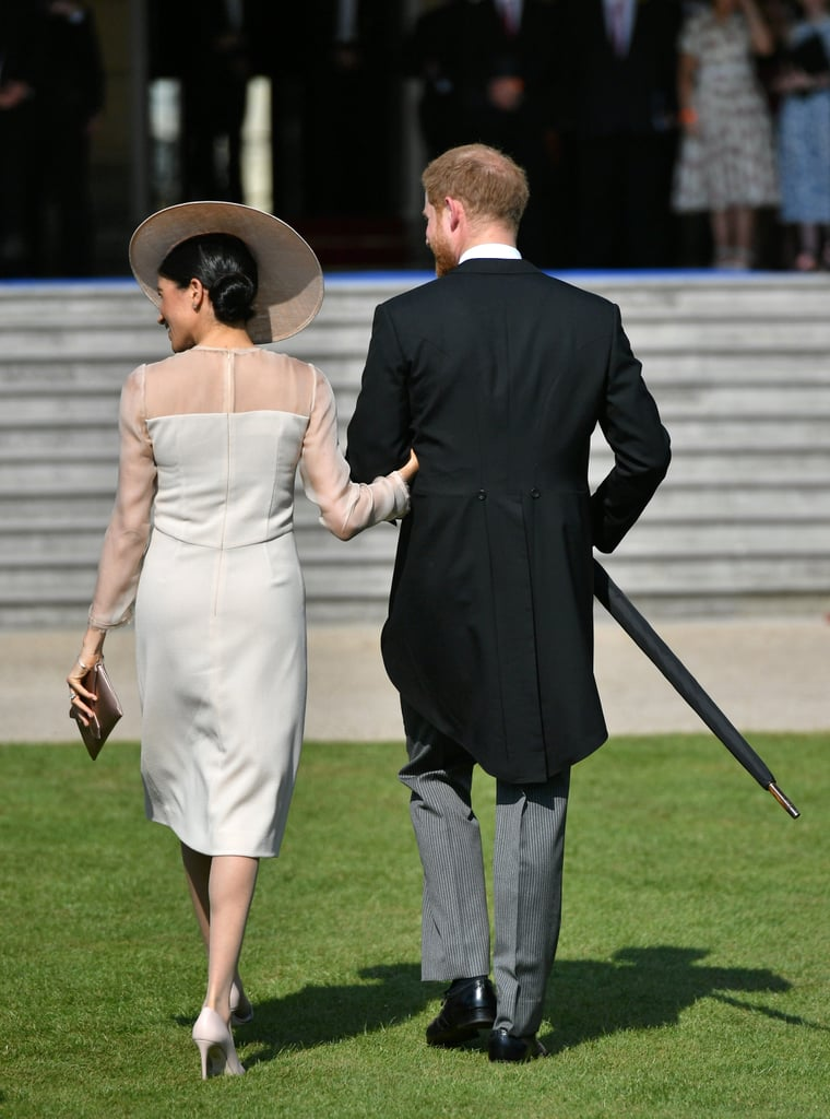 Harry and Meghan's First Appearance After Royal Wedding 2018