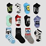 Kids' Star Wars 12 Days of Socks Set