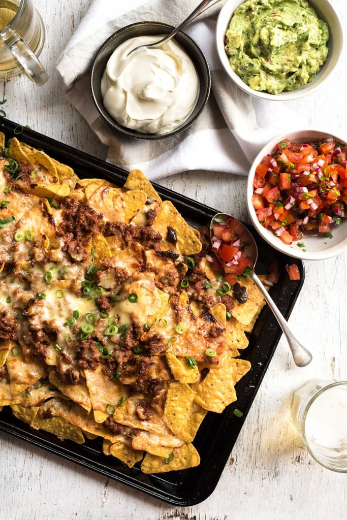 Sheet-Pan Nacho Recipes