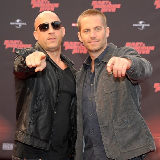 Vin Diesel Talks About Paul Walker at CinemaCon 2017