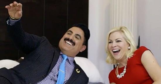 Reza Farahan Faces Clients' Bathroom 'Problem' in 'Yours, Mine or Ours' Premiere Sneak Peek