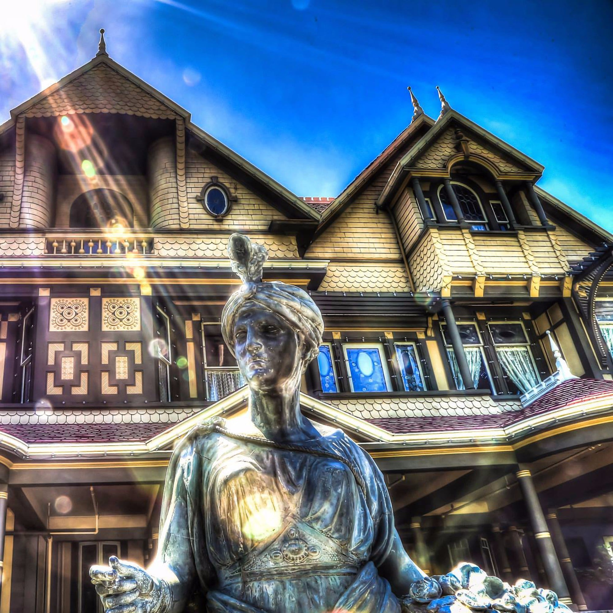 What Is the Winchester Mystery House