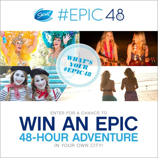 Show Secret Your Epic Hometown Adventure For a Chance to Win!