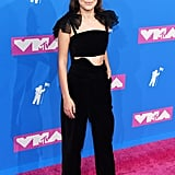 Millie Bobby Brown at the 2018 MTV VMAs